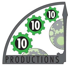 101010 Productions Logo